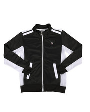 Activewear - Color Block Tricot Jacket (8-20)-2286877