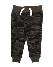 Bottoms - Fleece Joggers (2T-4T)-2287058