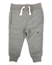 Bottoms - Fleece Joggers (2T-4T)-2287095