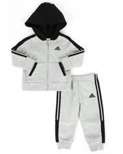 Adidas - 2 Piece Fleece Athletics Set (Infant)-2285310