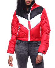 Womens-Winter - Logo Back Down Jacket-2288028