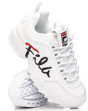 Womens-Fall - Disruptor II Script Sneakers-2287349