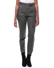 Women - Belted Cargo Pant-2286541