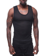Phat Farm - 3 Pack Thermal Tank Tops-2288013