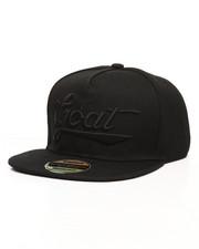 Hats - The Goat Flatbrim Snapback Hat-2285978