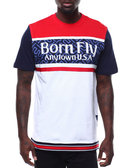 Born Fly - CAFETERIA SS TEE