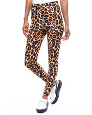 Fashion Lab - Animal Print Hi-Waist Legging-2285212