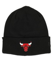NBA, MLB, NFL Gear - Repreve Knit Chicago Bulls Beanie-2287322