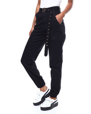 Pants - Belted Cargo Pant-2286515