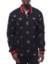 Polos - L/S BTSR Embroidered Polo-2287560