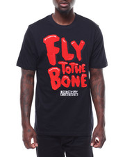 Born Fly - FLY TO THE BONE TEE-2287709