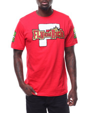 Shirts - FLY AND RICH SS TEE-2287731