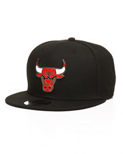 New Era - 9Fifty Gilded Front Chicago Bulls Strapback Hat-2287453