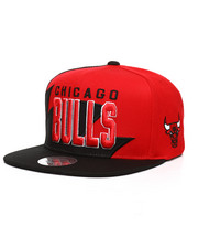 Mitchell & Ness - Chicago Bulls Shark Tooth Snapback Hat-2285975