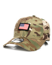 Dad Hats - 9Twenty Country Camo USA Strapback Cap-2287446