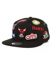 Mitchell & Ness - All Over Deadstock East Snapback Hat-2287450