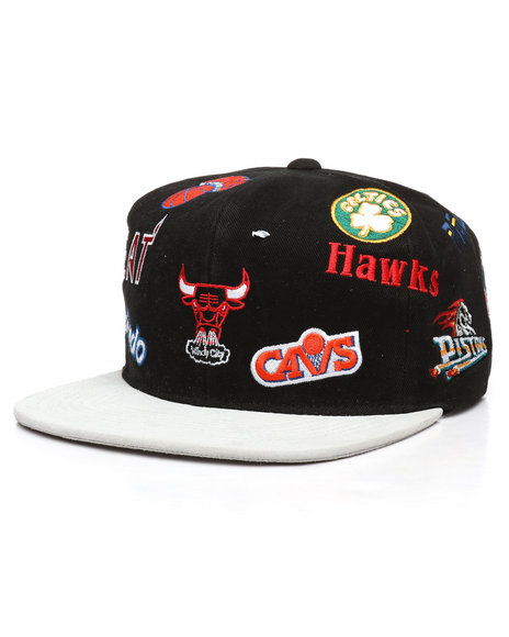 Mitchell & Ness - All Over Snapback East