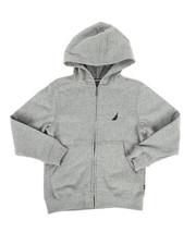 Nautica - Fleece Hoodie (8-20)-2287328