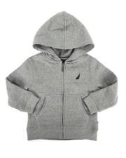 Nautica - Fleece Hoodie (2T-4T)-2287318