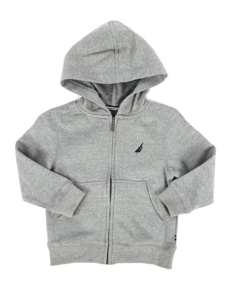 Nautica - Fleece Hoodie (4-7)