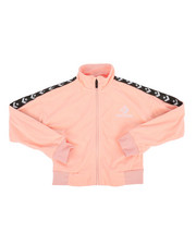 Converse - Star Chevron Velour Track Jacket (7-16)-2287025