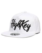 Hats - Highkey Flatbrim Snapback Hat-2285979