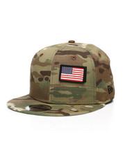 New Era - 9Fifty Country Camo USA Strapback Hat-2287447