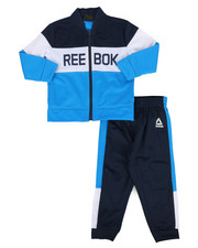 Reebok - Tricolor 2Pc Track Set (2T-4T)-2285484
