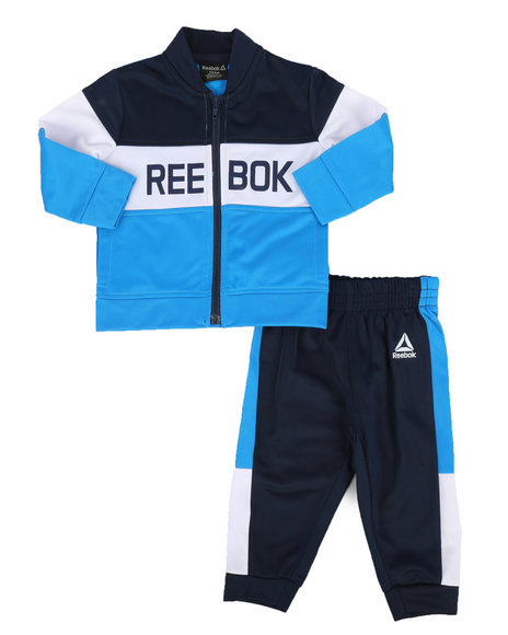 Reebok - Tricolor 2Pc Track Set (Infant)