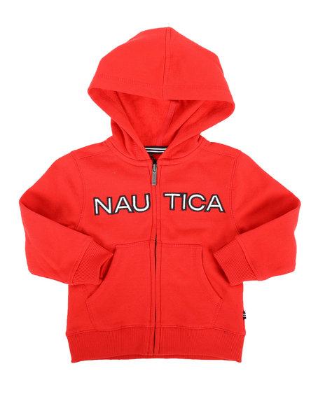 Nautica - Fleece Hoodie (2T-4T)