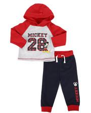 Disney/Sesame Street - 2 Piece Fleece Jogger Set (Infant)-2286789