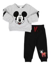 Disney/Sesame Street - 2 Piece Fleece Jogger Set (Infant)-2286775