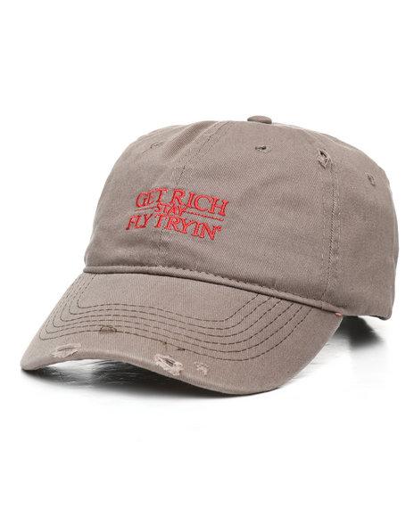 BLACKJACK - Get Rich Stay Fly Dad Hat