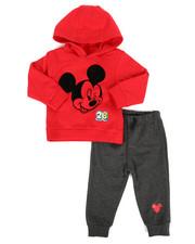 Disney/Sesame Street - 2 Piece Fleece Jogger Set (Infant)-2286782