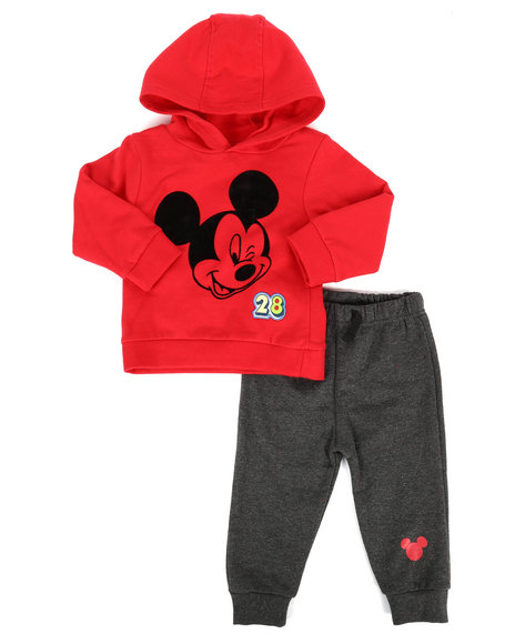 Disney/Sesame Street - 2 Piece Fleece Jogger Set (Infant)