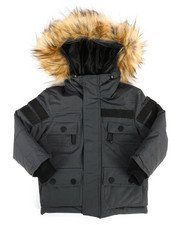 Rocawear - Hooded Parka Jacket (2T-4T)-2287140