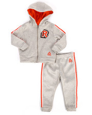 Reebok - Run All 2Pc Set (2T-4T)-2286407