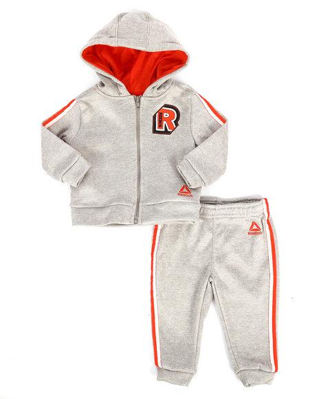 Reebok - Run All Day 2Pc Set (Infant)