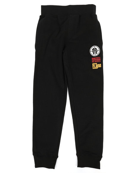 Born Fly - Fleece Sweatpants (8-20)