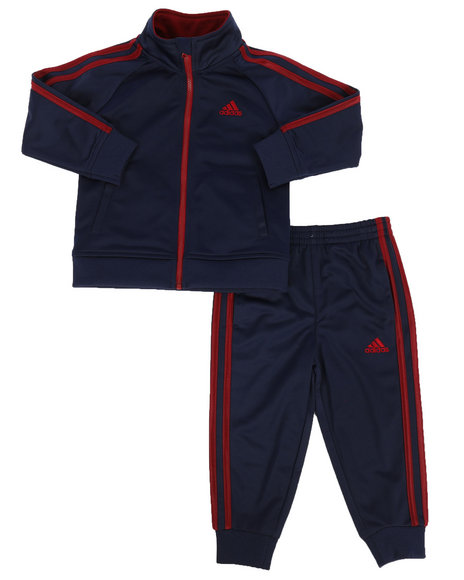 Adidas - 2 Piece Classic Tricot Track Set (2T-4T)
