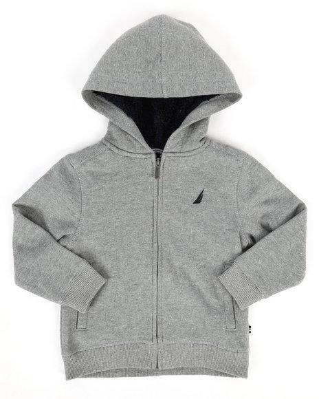 Nautica - Nautica Fleece Hoodie (4-7)