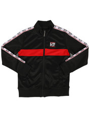 Activewear - Poly Interlock Track Jacket (8-20)-2288504