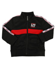 Born Fly - Poly Interlock Track Jacket (2T-4T)-2288495