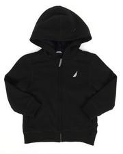 Hoodies - Nautica Fleece Hoodie (4-7)-2288205