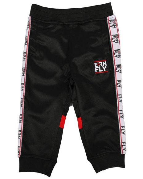 Born Fly - Poly Interlock Track Pants (2T-4T)
