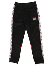 Activewear - Poly Interlock Track Pants (8-20)-2288444