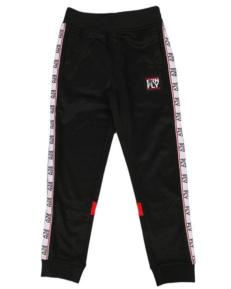 Born Fly - Poly Interlock Track Pants (8-20)