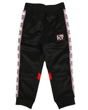 Activewear - Poly Interlock Track Pants (4-7)-2288439