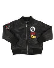 Outerwear - Printed Nylon Jacket (4-7)-2288509
