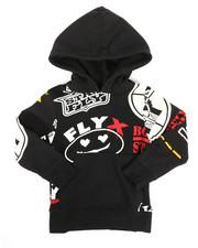 Born Fly - Printed Fleece Hoodie (2T-4T)-2288491